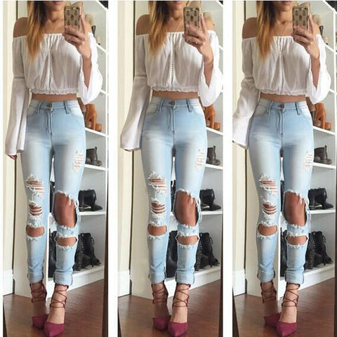 Fashion Casual Long Pants