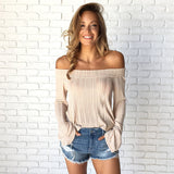 Women's Solid Color Long Sleeve Tops