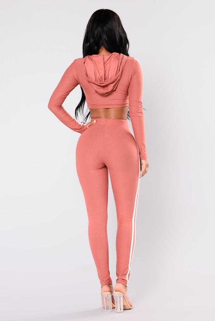 Women'S Sexy Sports Two-Piece Trousers