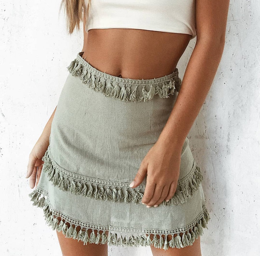Women's Fashion Mini Skirt