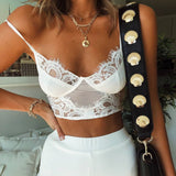 Sexy Women'S Lace Sling Vest Top