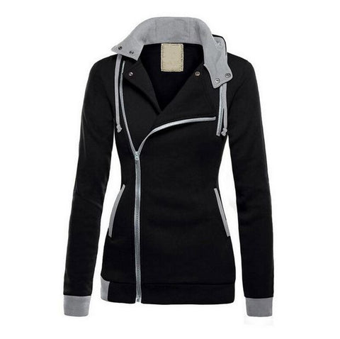 2017 LONG-SLEEVED ZIPPER JACKET