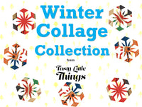 Winter Collage Collection