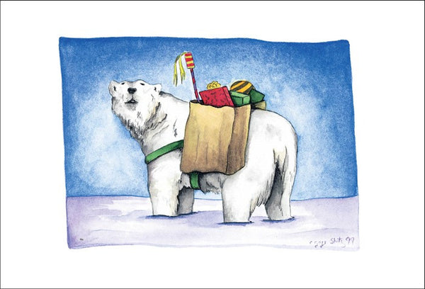Bear-er of Gifts