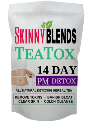 Skinny Blends 14 Day Cleanse Tea