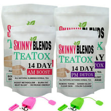 14 Day Besties TeaTox & Tea Infusers!