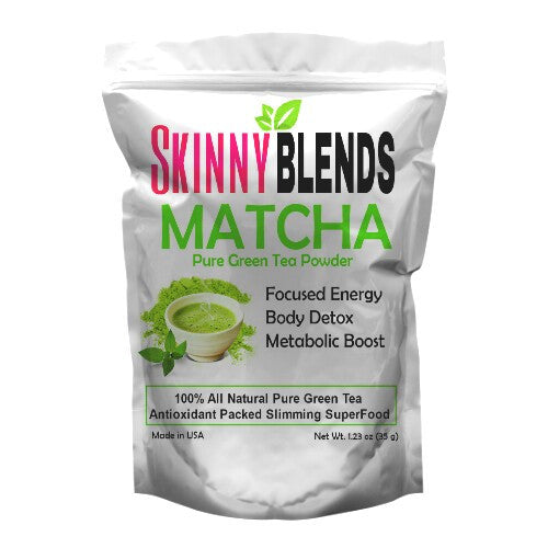 Skinny Blends Green Tea Matcha