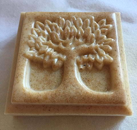 Tranquil Tree Oatmeal Soap