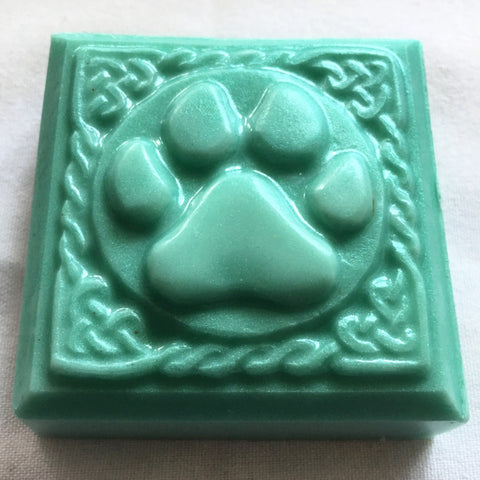 Pampering Pawprints Moisturizing Soap Bar