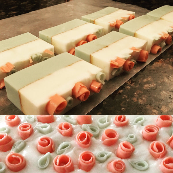 Bed of Roses Soap