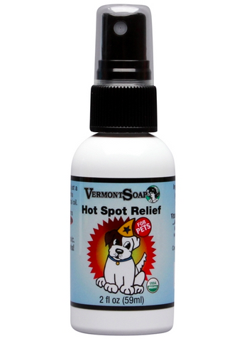 Hot Spot Oil for Pets