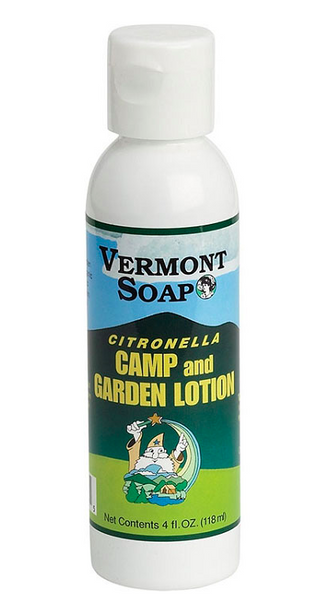 Citronella Camp and Garden Lotion