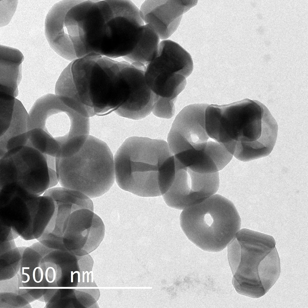 Iron Oxide Nanorings (200nm×150nm)