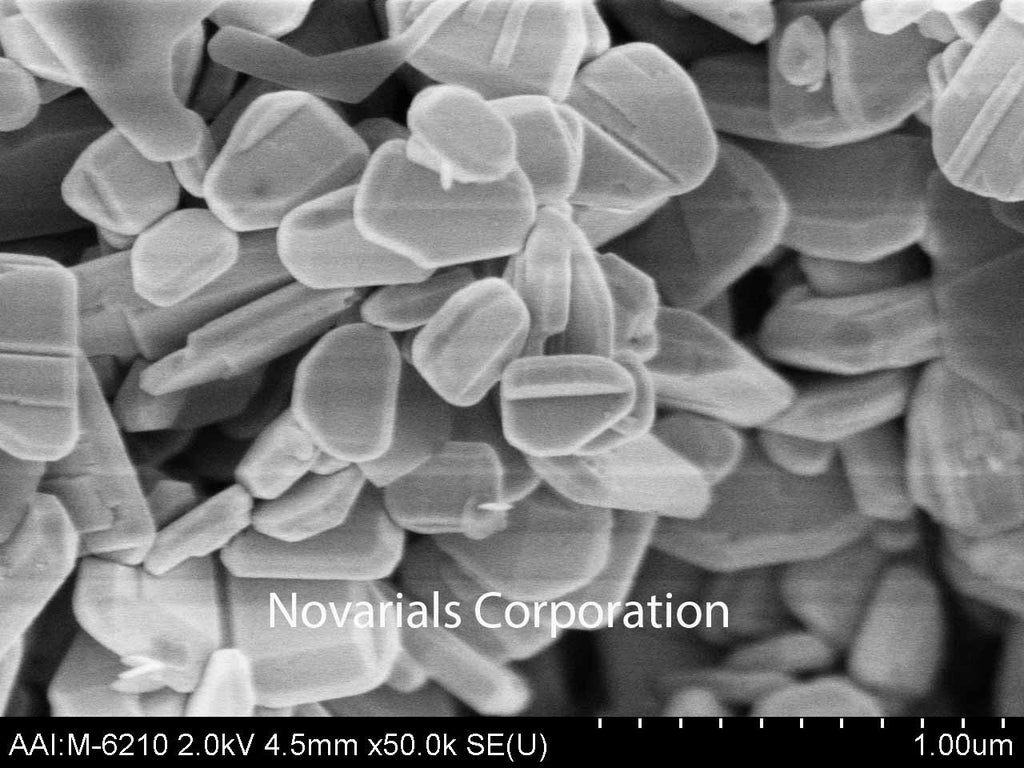 Zinc oxide microparticles (1~3 micron)