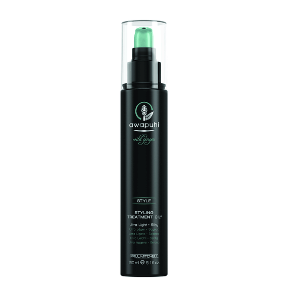 PAUL MITCHELL AWAPUHI WILD GINGER STYLING TREATMENT OIL 5.1OZ/150ML NEWEST ITEM