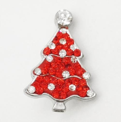 Christmas Wish for Snap Charm Jewelry