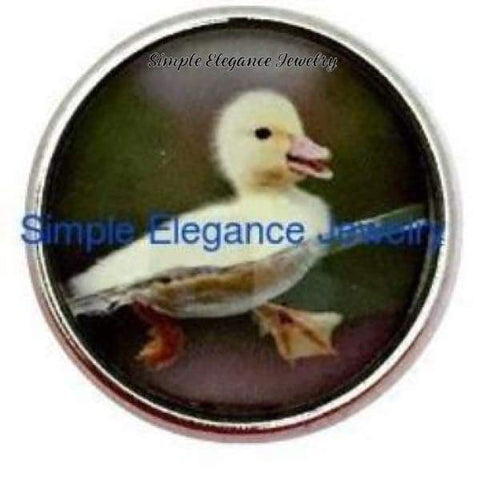 Baby Duck Snap 20mm for Snap Jewelry - Snap Jewelry