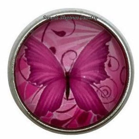 Butterfly Snap 20mm for Snap Jewelry - Snap Jewelry