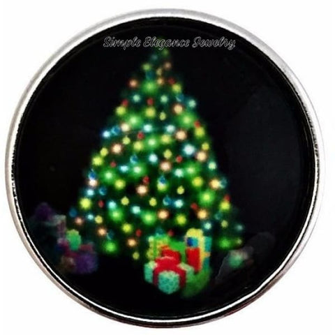 Christmas Tree Snap 20mm for Snap Jewelry - Snap Jewelry