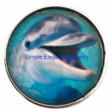 Dolphin Snap 20mm for Snap Jewelry - Snap Jewelry