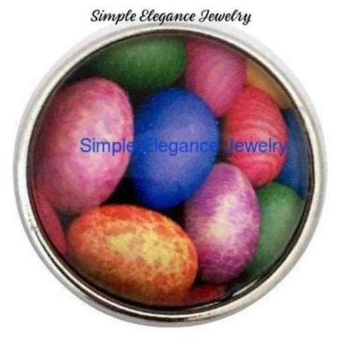 Easter Eggs Snap 20mm for Snap Jewelry - Snap Jewelry