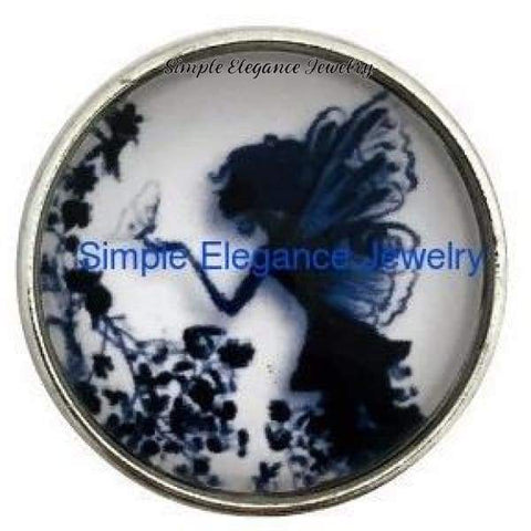 Fairy Snap 20mm for Snap Charm Jewelry - Snap Jewelry