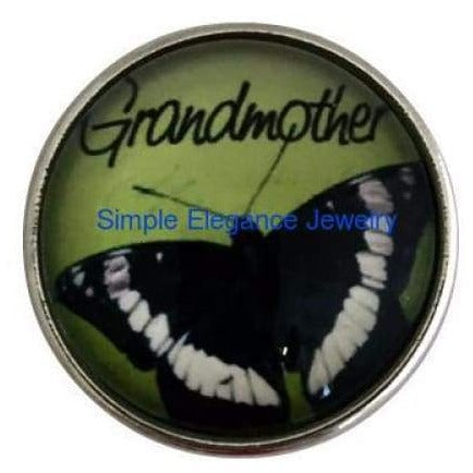 Grandmother 20mm Snap - Snap Jewelry