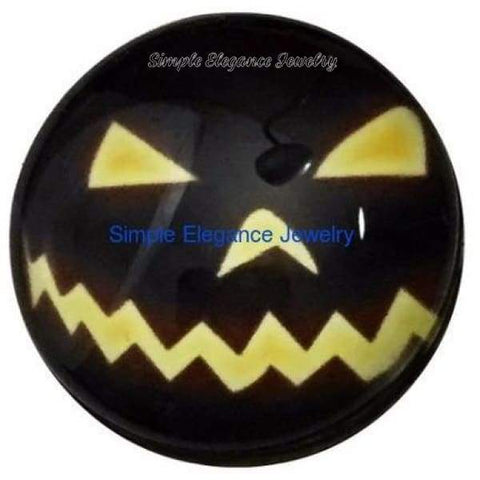 Halloween Face 20mm for Snap Jewelry - Snap Jewelry