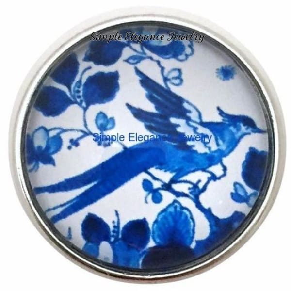 Phoenix Bird Snap 20mm for Snap Charm Jewelry - Snap Jewelry