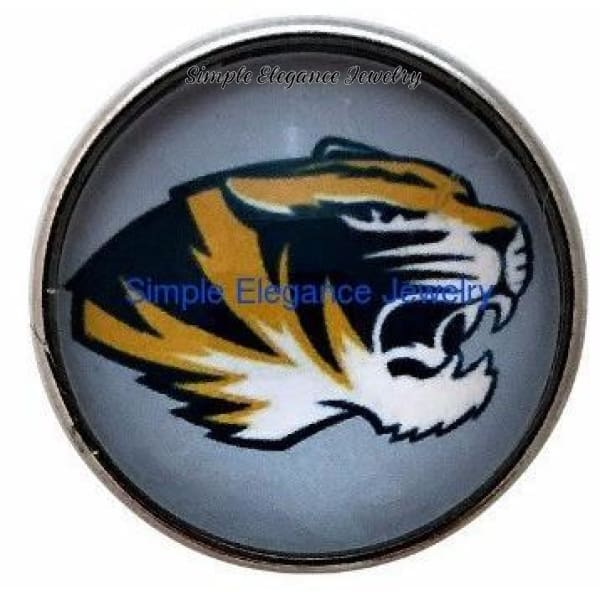 Tiger Snap Charm 20mm for Snap Jewelry - Snap Jewelry