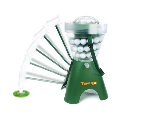 Teego Automatic Golf Ball Teeing Machine