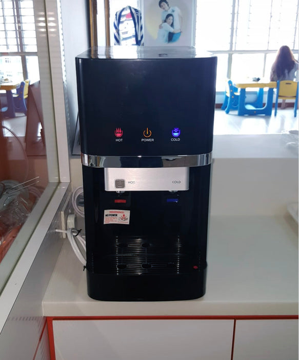 DN300A HOT & COLD WATER DISPENSER WITH 4 KOREA WATER PURIFIER [Free Installation] - SHOP N' SAVE effortless Shopping!