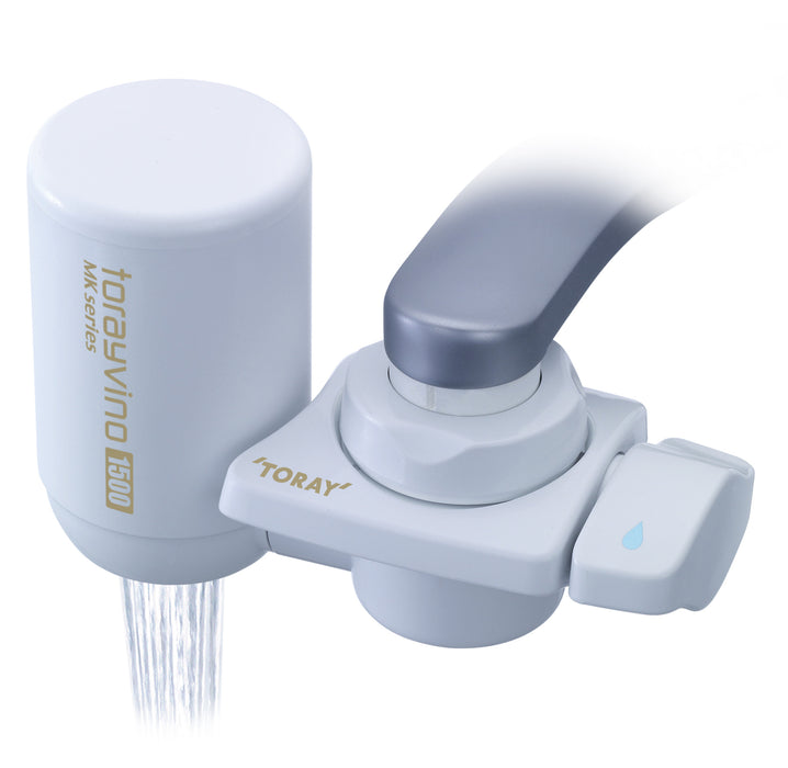 JAPAN Torayvino Faucet Water Filter, Torayvino Toray MK303-EG - SHOP N' SAVE effortless Shopping!
