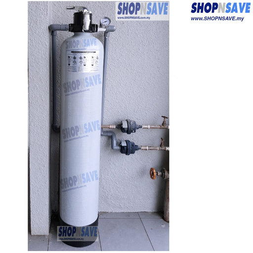SHOPNSAVE 1054 FRP (10' X 54'), Outdoor Master Filter, Outdoor Water Filter - SHOP N' SAVE effortless Shopping!