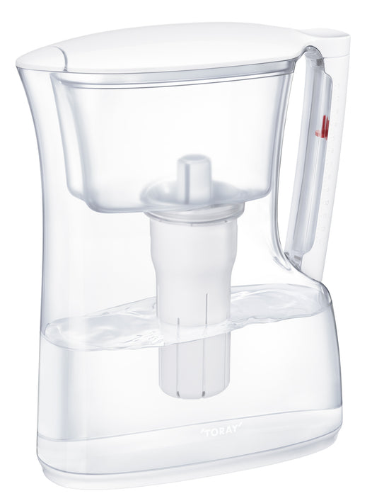 JAPAN TORAYVINO PT304VSV PITCHER, WATER PURIFIER, WATER FILTER - SHOP N' SAVE effortless Shopping!