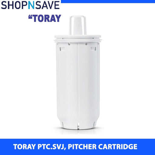 TORAYVINO PITCHER 2L, PTC.SVJ REPLACEMENT FILTER CARTRIDGE - SHOP N' SAVE effortless Shopping!