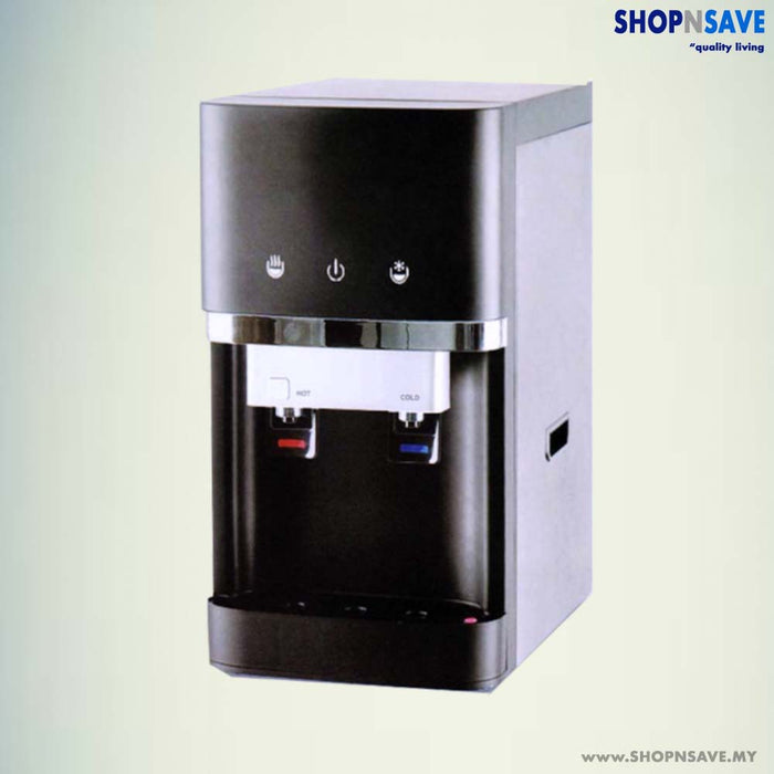 DN300A HOT & COLD WATER DISPENSER WITH 4 KOREA WATER PURIFIER
