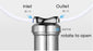 [FREE 2X BTU 2504] Doulton HISPF Biotect Ultra SS, Healthy Minerals Water Filters System [under counter] - SHOP N' SAVE effortless Shopping!