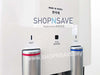 Korea K850 Hot & Cold Filtered Water Dispenser, Energy Saving, Eco Sensor, Alkaline Pi Energy System *White - SHOP N' SAVE effortless Shopping!