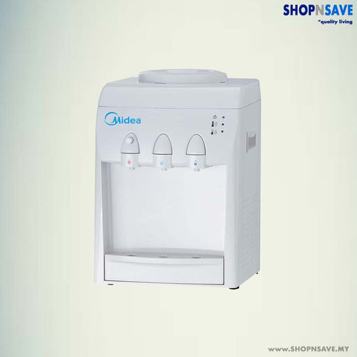 Midea Hot Cold Normal Water Dispenser with 4 Korea Water Purifier, Table Top