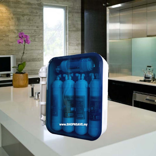 KR3000, Korea PI Energy Alkaline Water Purifier, 6 Stage Filtration Water System - SHOP N' SAVE effortless Shopping!