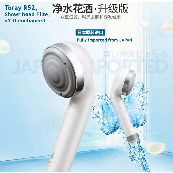 filtered transparent negative spa p us ion wholesale shower healthy head