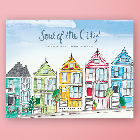 Soul of the City - 2019 Wall Calendar