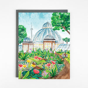 Load image into Gallery viewer, Assorted Box of 8 'Toronto Summer' greeting cards