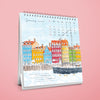 Soul of the City 2020 Desk Calendar