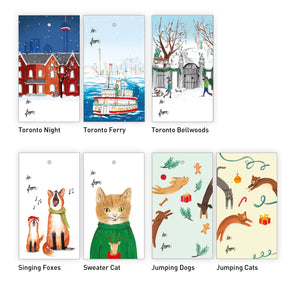 Load image into Gallery viewer, Mix and Match 10 Gift Tags