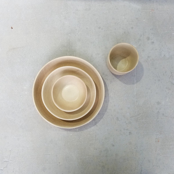 Raw Earth Dinnerware Set