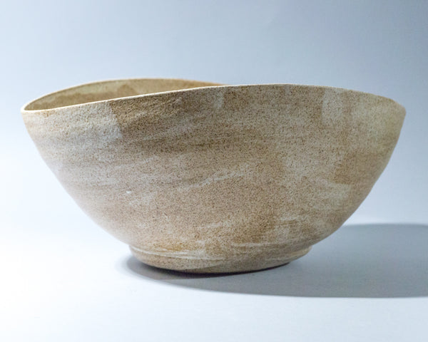 Molded Serving Bowl