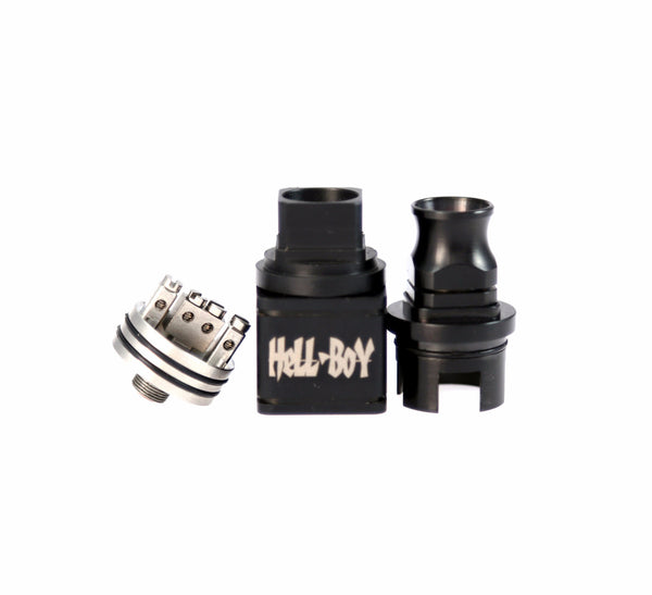 Hellboy Rebuildable Dripping Atomizer (RDA) by Tobeco