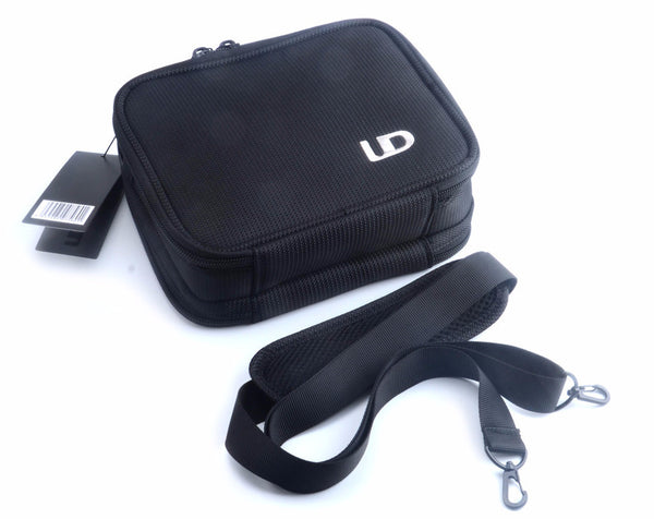 UD DOUBLE DECK VAPING BAG WITH STRAP